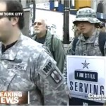 Thousands of Military Veterans to March on Occupy Wall Street